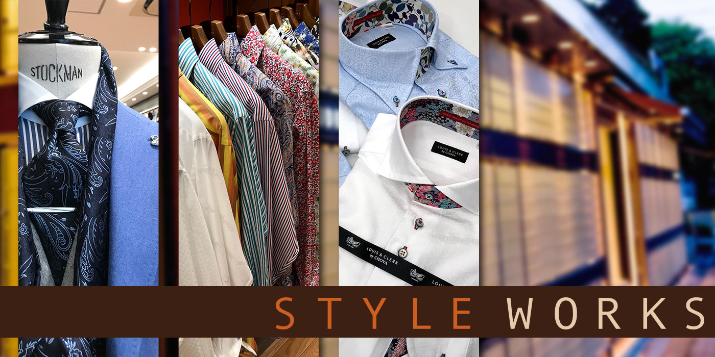 STYLE WORKS Renewal OPEN